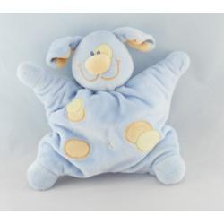 Doudou chien bleu KIABI