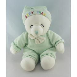 Doudou ours Baby Bear orange GIPSY