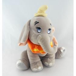 Grande Peluche Dumbo l'éléphant DISNEY 80cm