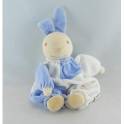 Doudou souris bleu blanc Souricette BESTEVER 2009