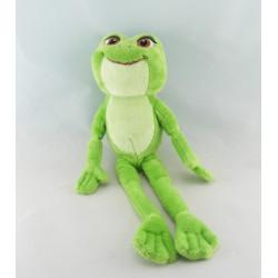 Peluche Naveen La princesse et la grenouille DISNEY