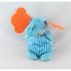Doudou éléphant bleu IKEA