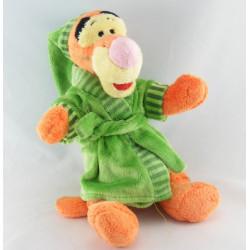 Peluche Tigrou en pyjama robe de chambre Collection DISNEY