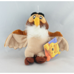 Peluche Maître Hibou de Winnie l'ourson COLLECTION DISNEY