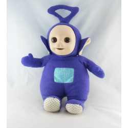 Doudou Teletubbies violet Tinky Winky parlant TOMY