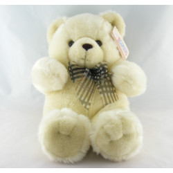 Doudou ours blanc STAR ACADEMY 2005 GIPSY