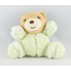 Mini Doudou petit ours vert KALOO