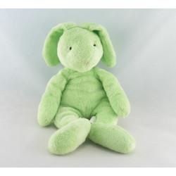 Doudou lapin vert BABY NAT
