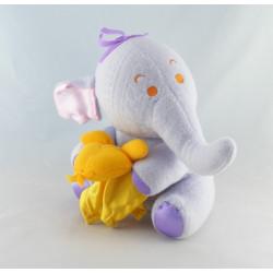 Doudou Lumpy l'éléphant et son Doudou FISHER PRICE Disney