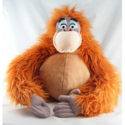 Peluche singe Orang outang King Louie Le livre de la jungle DISNEY