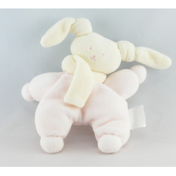 mini Doudou lapin Patachou  rose Corolle