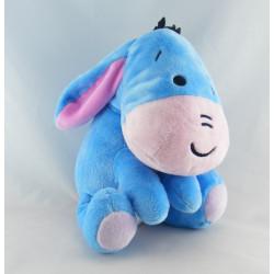 Doudou Ane bleu Bourriquet DISNEY