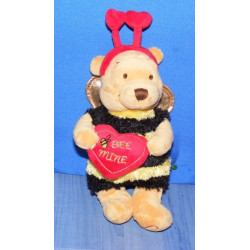Winnie l'ourson déguisé en abeille  collection Disney