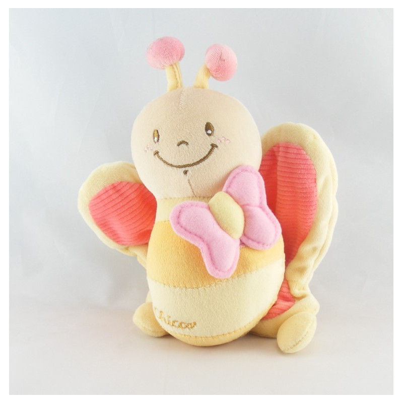 Doudou musical papillon CHICCO