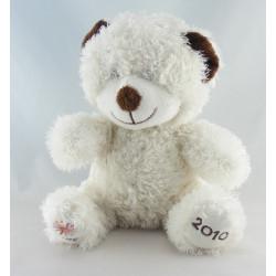 Doudou ours blanc NOCIBE 2010