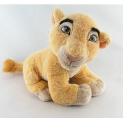 Peluche le roi lion Simba Kovu DISNEY