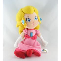 Peluche Princesse Peach Super Mario Bros NINTENDO