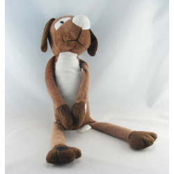 Doudou chien marron HAPPY HORSE