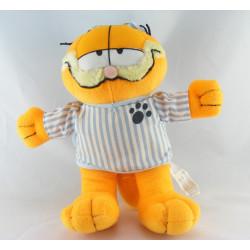 Peluche chat orange Garfield 2007 TY INC