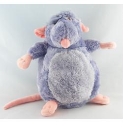 Doudou rat mauve Django de Ratatouille DISNEY PIXAR