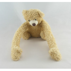 Doudou veilleuse ours beige BABY NAT