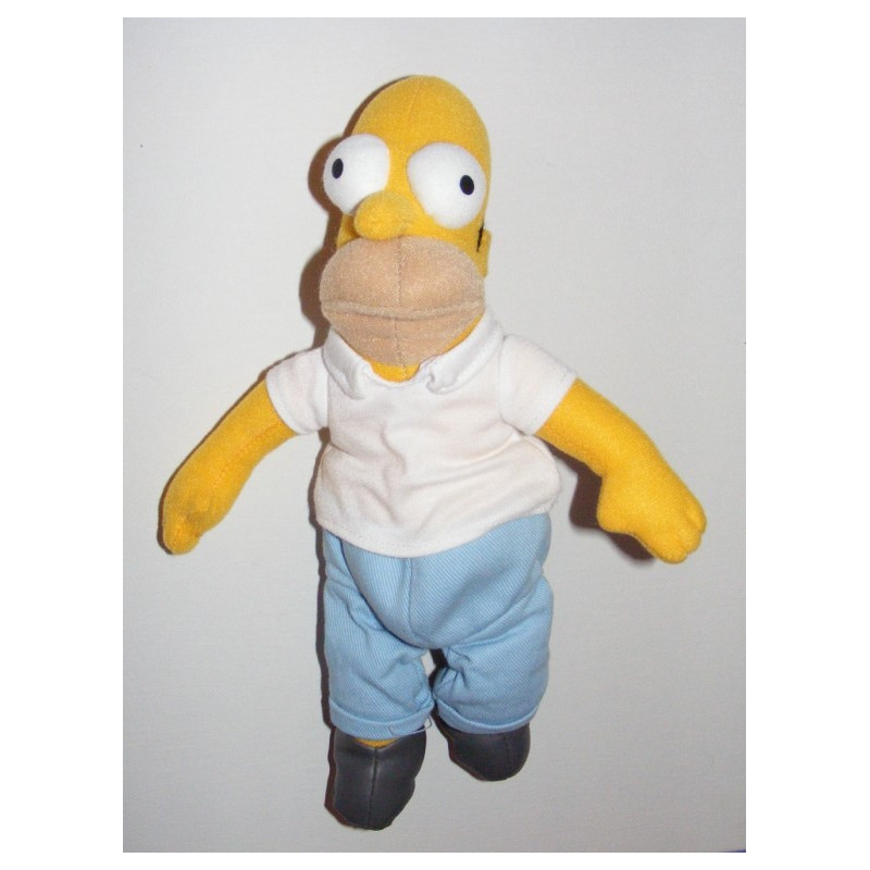 Peluche Poupée Bart Les Simpsons
