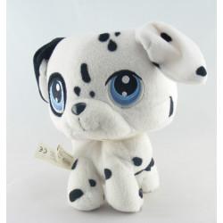 Peluche chien dalmatien PETSHOP HASBRO