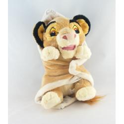 Doudou Simba Govou le roi lion DISNEY NICOTOY