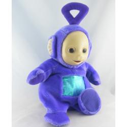 Doudou Teletubbies violet Tinky Winky culbuto TOMY