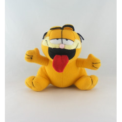 Peluche chat orange Garfield PLAY BY PLAY