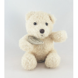 Doudou ours écru tout doux Doudou et compagnie