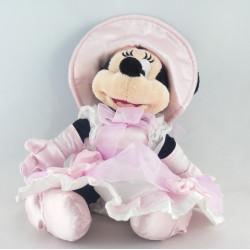 Peluche Minnie en princesse La Belle au bois dormant DISNEYLAND