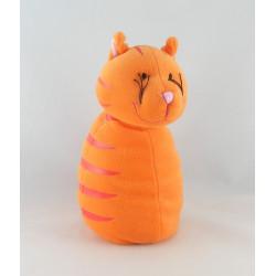 Doudou lion beige orange LILLIPUTIENS