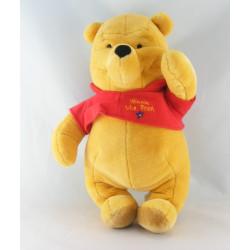 Peluche Winnie l'ourson Disney 35 cm
