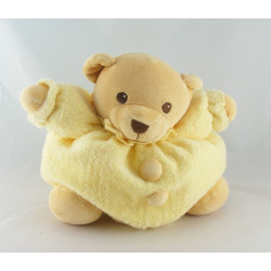 Doudou ours jaune NOUNOURS