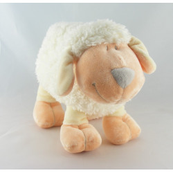 Doudou mouton blanc NICOTOY