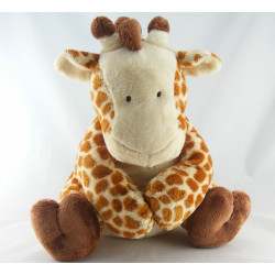 Grand Doudou Girafe Nicotoy 40 cm