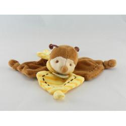 Doudou et compagnie marionnette abeille bourdon Ponpon papillon