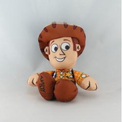 Doudou peluche CowBoy Woody Toys story DISNEY PIXAR NICOTOY 23 cm