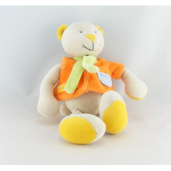 Doudou musical ours Nestor et Capucine MOULIN ROTY