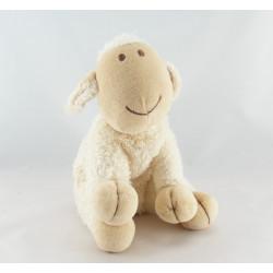 Doudou mouton blanc L.DAKE