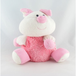 Doudou cochon rose LUMINOU