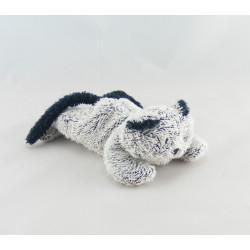 Mini Doudou tortue bleu jaune NOUKIE'S