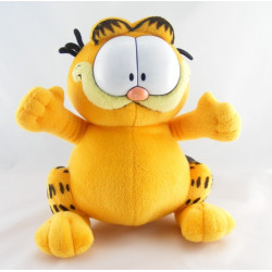 Peluche chat orange Garfield PLAY BY PLAY 2002