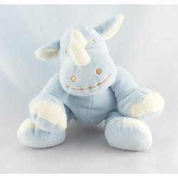 Doudou rhinocéros gris KIABI BEBE