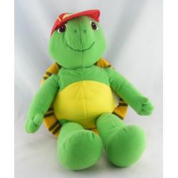 Peluche Franklin la tortue JEMINI