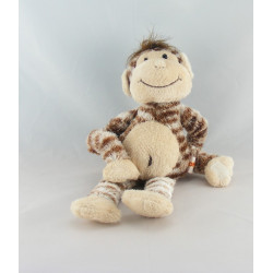 Doudou singe les Bananous qui crie GIPSY