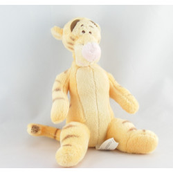 Doudou Tigrou orange clair DISNEY NICOTOY