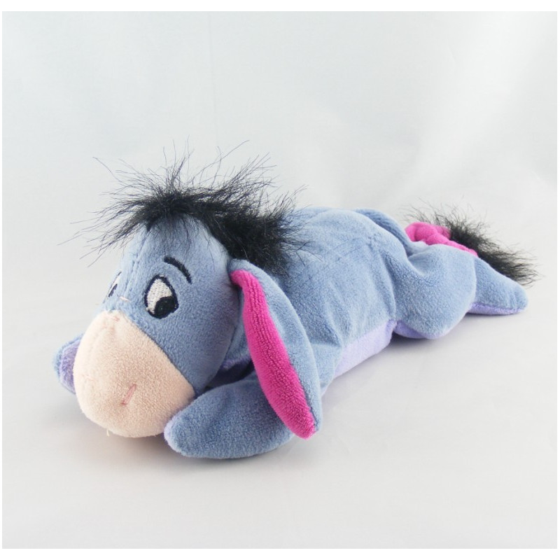 Doudou Bourriquet allongé Disney
