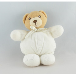 Mini Doudou ours blanc KALOO
